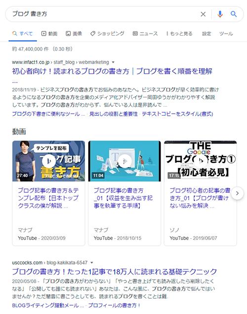 「ブログ 書き方」検索結果