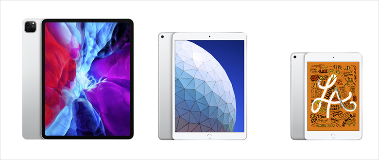 iPad選び(4) 最適なインチサイズは?